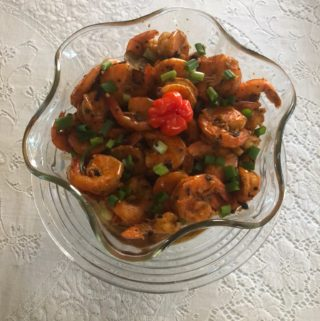 Pepper Shrimps